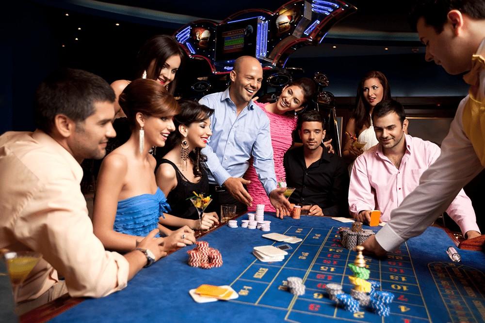 Casino Nights in North Haledon, NJ